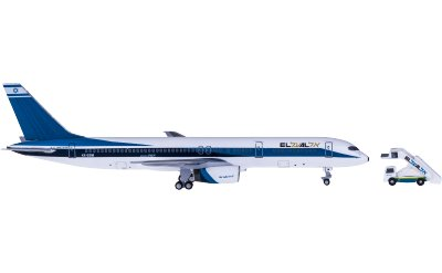 El Al 以色列航空 Boeing 757-200 4X-EBM
