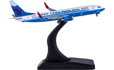 Kunming Airlines 昆明航空 Boeing 737-800 B-1507 大美滇池