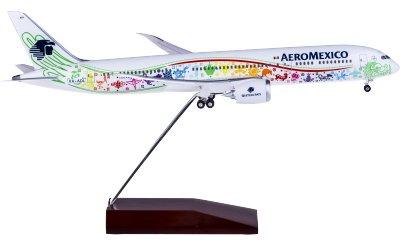 Hogan 1:200 Mexicana 墨西哥航空 Boeing 787-9 XA-ADL 羽蛇神彩绘