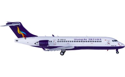 Urumqi Air 乌鲁木齐航空 Comac ARJ21-700 B-001Z