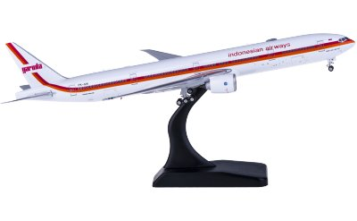 Garuda Indonesia 印度尼西亚鹰航 Boeing 777-300ER PK-GIK