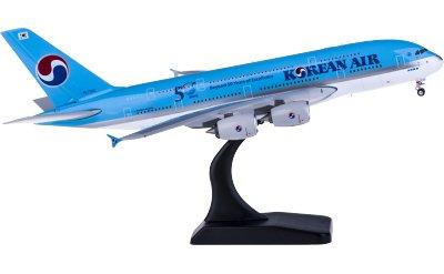 Phoenix 1:400 Korean Air 大韩航空 Airbus A380 HL7612 50周年彩绘