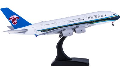 Phoenix 1:400 China Southern 中国南方航空 Airbus A380 B-6137