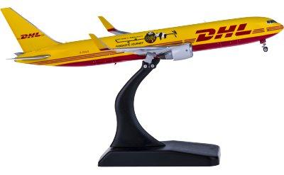DHL 敦豪 Boeing 767-300ER G-DHLG 货机