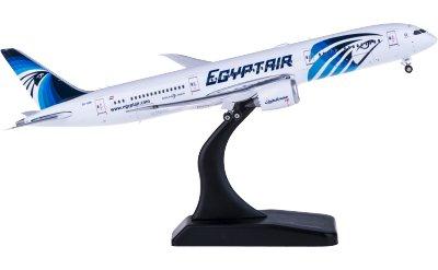 EgyptAir 埃及航空 Boeing 787-9 SU-GER