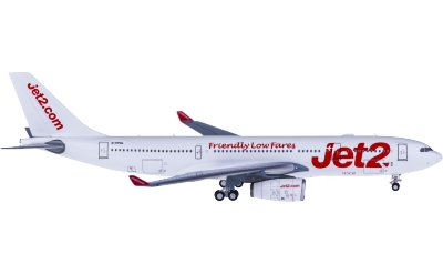 Jet2 Airbus A330-200 G-VYGL