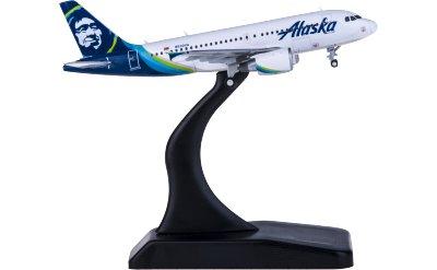 Alaska Airlines 阿拉斯加航空 Airbus A319 N530VA
