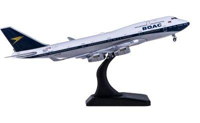 British Airways 英国航空 Boeing 747-400 G-BYGC BOAC涂装