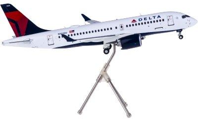 Delta Air Lines 达美航空 Airbus A220-100 N102DU