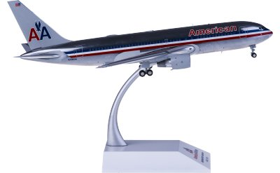 JC Wings 1:200 American Airlines 美国航空 Boeing 767-200ER N338AA