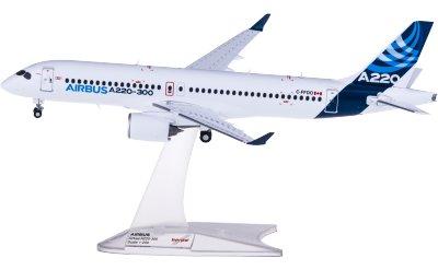 Airbus A220-300 C-FFDO 原厂涂装