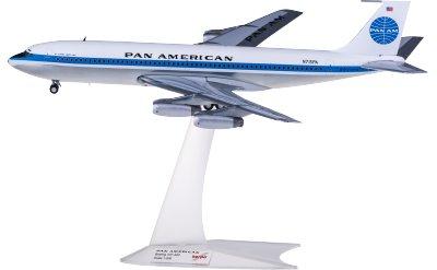 Pan Am 泛美航空 Boeing 707-320 N715PA