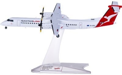 Qantas 澳洲航空 Bombardier Dash 8-Q400 VH-QOK