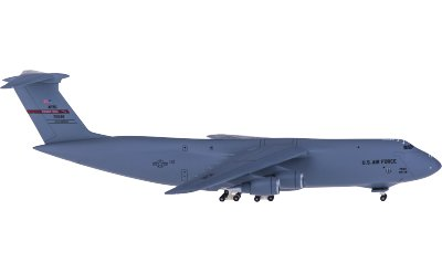 USAF 美国空军 Lockheed C-5M Super Galaxy 87-0039