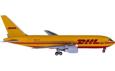 DHL 敦豪 Boeing 767-200 N769AX 货机