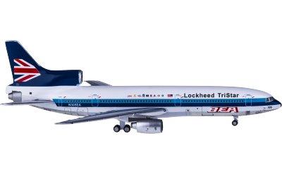 British European Lockheed L-1011 TriStar N305EA