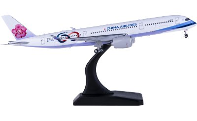 Phoenix 1:400 China Airlines 中华航空 Airbus A350-900 B-18917 60周年