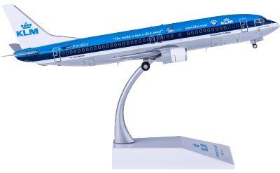 KLM 荷兰皇家航空 Boeing 737-400 PH-BOS