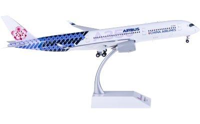 China Airlines 中华航空 Airbus A350-900XWB B-18918 碳纤维