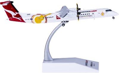 Qantas 澳洲航空 Bombardier Dash 8 Q 400 VH-QOI