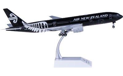 Air New Zealand 新西兰航空 Boeing 777-200ER ZK-OKH 全黑彩绘