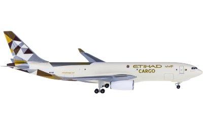 Etihad Airways 阿提哈德航空 Airbus A330-200F A6-DCE 货机