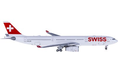Swiss 瑞士国际航空 Airbus A330-300 HB-JHC