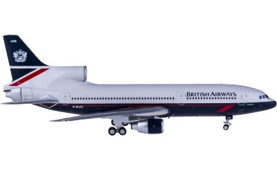 British Airways 英国航空 Lockheed L-1011-500 G-BLUS