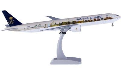Saudia 沙特航空 Boeing 777-300ER HZ-AK28
