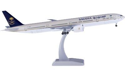 Saudia 沙特航空 Boeing 777-300ER HZ-AK45