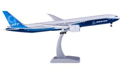 Boeing 777-9X 原厂涂装