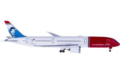 Norwegian Air Shuttle 挪威航空 Boeing 787-9 Dreamliner G-CKNA