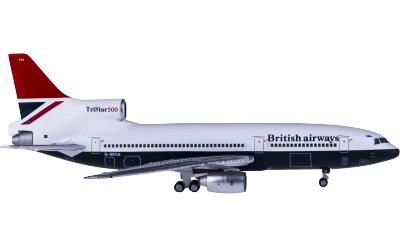 British Airways 英国航空 Lockheed L-1011-500 Tristar G-BFCA