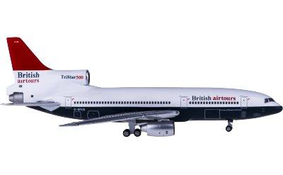 British Airways 英国航空 Lockheed L-1011-500 Tristar G-BFCB