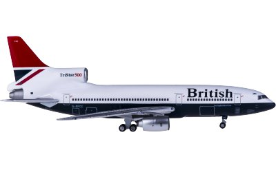 British Airways 英国航空 Lockheed L-1011-500 Tristar G-BFCC