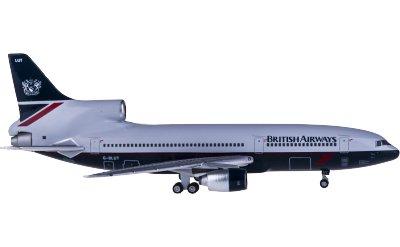 British Airways 英国航空 Lockheed L-1011-500 Tristar G-BLUT