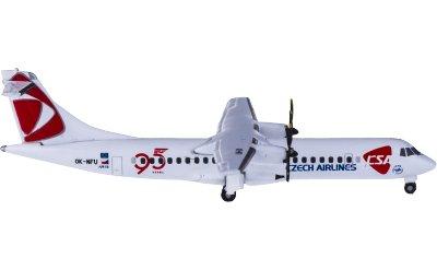 Czech Airlines 捷克航空 ATR-72-500 OK-NFU 95周年