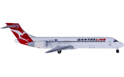 Qantas 澳洲航空 Boeing 717 VH-NXG