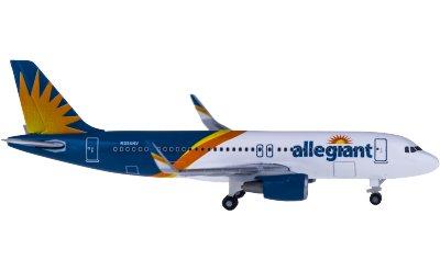 Allegiant 忠实航空 Airbus A320 N256NV