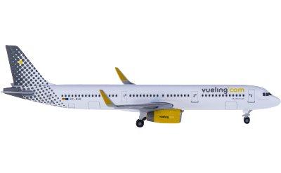 Vueling Airlines 伏林航空 Airbus A321 EC-MLD