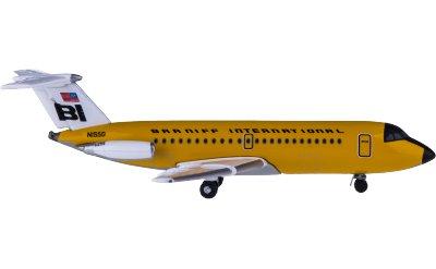 Braniff 布兰尼夫国际航空 BAC 1-11-200 N1550