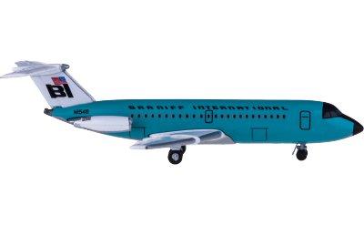 Braniff 布兰尼夫国际航空 BAC 1-11-200 N1549