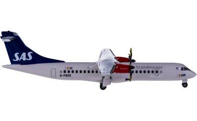 SAS 北欧航空 ATR-72-600 G-FBXE