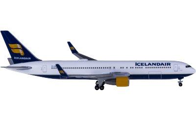 Icelandair 冰岛航空 Boeing 767-300 TF-ISP Eldgja