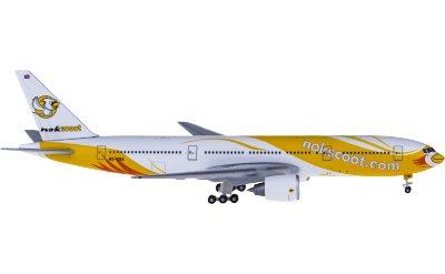 NokScoot 酷鸟航空 Boeing 777-200 HS-XBA