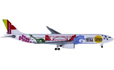 TAP Portugal 葡萄牙航空 Airbus A330-300 CS-TOW