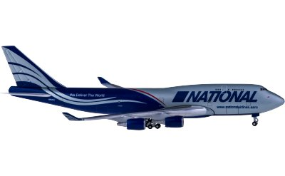National Air Cargo 国家航空 Boeing 747-400BCF N952CA 货机