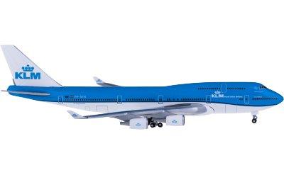 KLM 荷兰皇家航空 Boeing 747-400 PH-BFN
