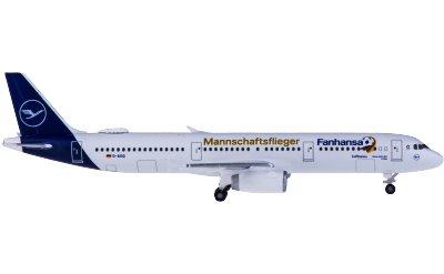 Lufthansa 汉莎航空 Airbus A321 D-AISQ