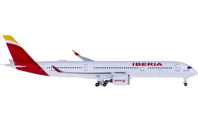 Iberia 西班牙国家航空 Airbus A350-900 EC-MXV